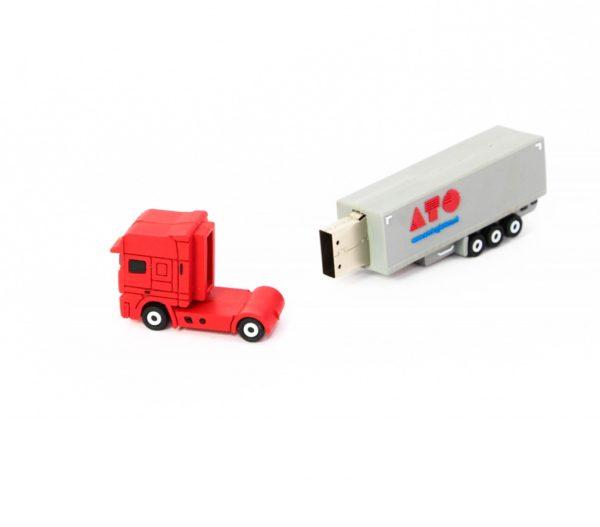 Soft PVC USB Bellek