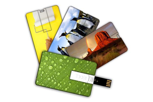 Kredi Kartı USB Flash Bellek